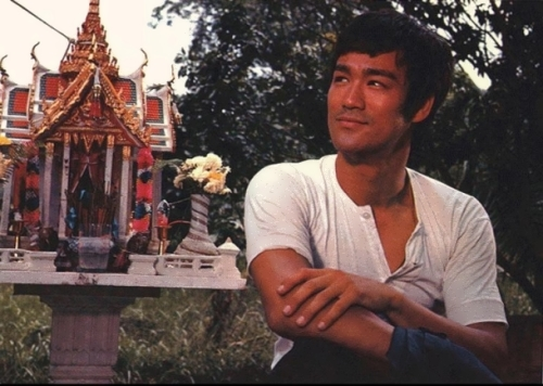 Lee - Hong Kong and American film actor