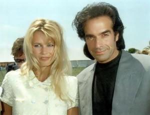 David and Claudia Schiffer