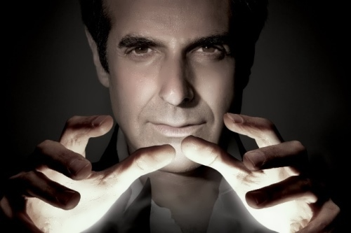 David Copperfield - King of magic