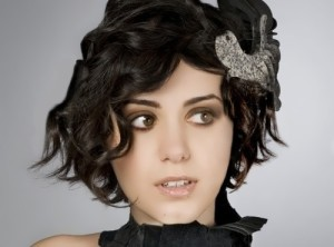 Melua - British and Georgian singer