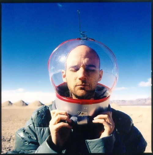 Moby - talented singer and songwriter