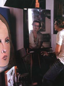 Depp is an artist