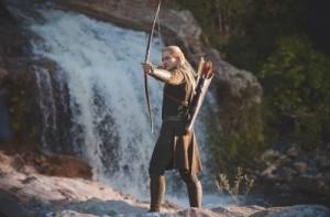 Orlando as Legolas