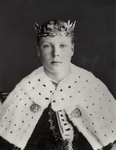 The Prince of Wales, 1911