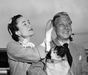 1953. The Duke and Duchess of Windsor