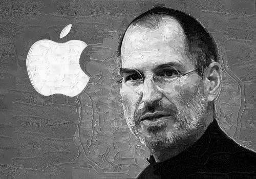 Steve Jobs Portrait by Travshotz Agency