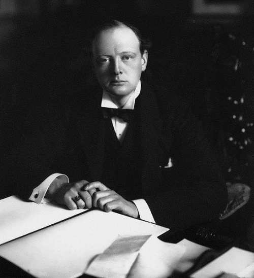 Churchill. April 20, 1911