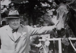 Churchill - Prime Minister of Great Britain