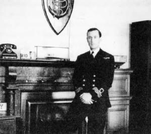 Fleming - British spy