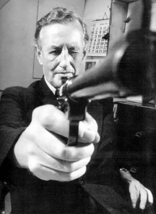 Ian Fleming – father of James Bond
