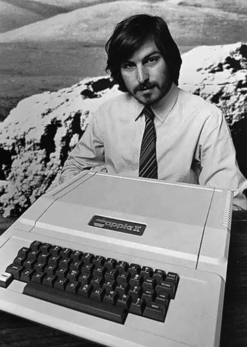Jobs and Apple II