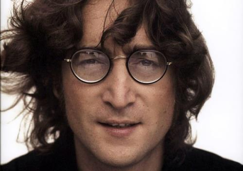 John Lennon – great English musician
