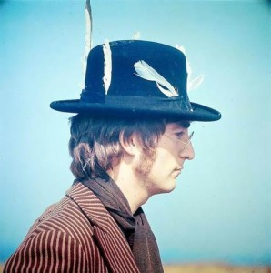 Lennon - one of the most iconic people on the planet