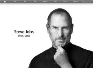 Steve Jobs – creative genius
