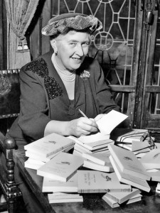 Agatha – successful writer