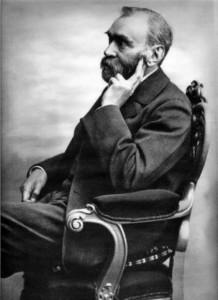Nobel – Swedish chemist and engineer