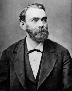 Alfred Nobel – inventor of dynamite