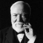 Carnegie - American industrialist and philanthropist