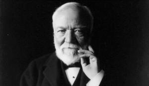 Carnegie - American industrialist and philanthropist