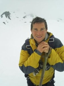 Grylls - writer and TV presenter