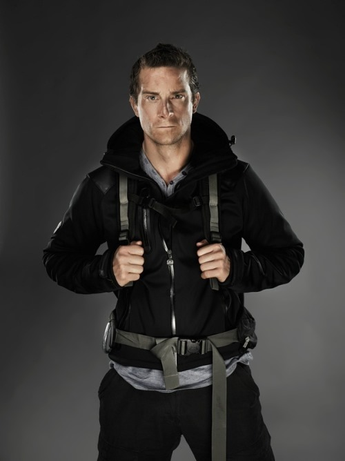 Bear Grylls – extreme adventurer