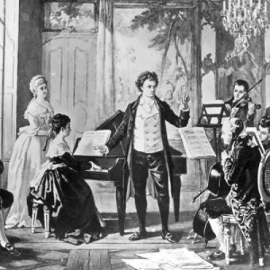 Ludwig van Beethoven – great composer