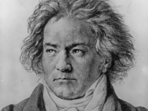 Beethoven Lithography