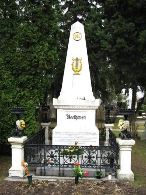 Grave of Beethoven