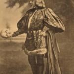 Bernhardt in Hamlet