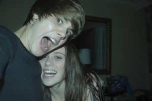 Bieber and Caitlin Beatles