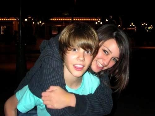 Bieber and Kristen Rodeheaver
