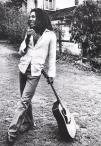 Marley - cultural revolutionary