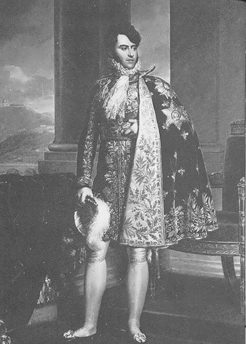 Prince Camillo Borghese