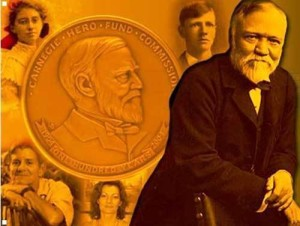 Carnegie - one of the great American success stories