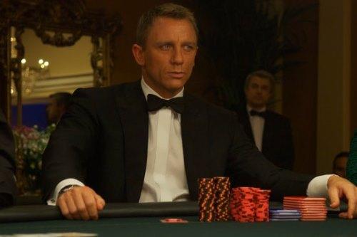 Craig in Casino Royale
