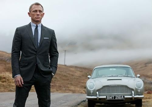 Daniel Craig – Hollywood actor