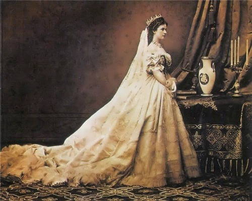 Sissi - one of the most beautiful of empresses