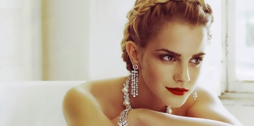 Emma Watson – British actress