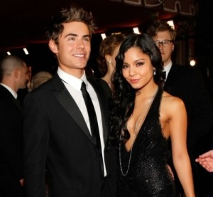 Zac and Vanessa Hudgens