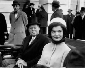 Inauguration of US President John F. Kennedy, January 20, 1961