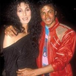 Jackson and Cher