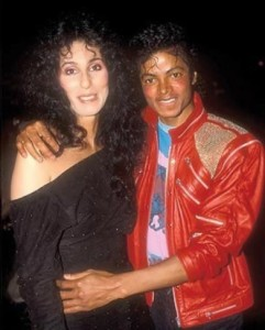 Jackson and Cher