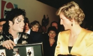 Jackson and Princess Diana