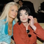 Jackson and Paris Hilton