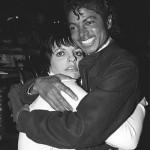 Jackson and Liza Minnelli