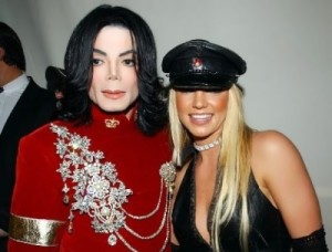 Jackson and Britney Spears