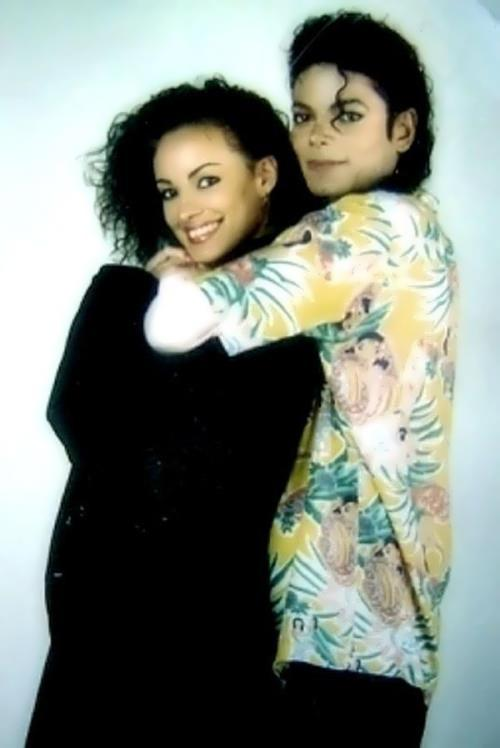 Jackson and Tatiana Thumbtzen. They were together from 1987 to 1988