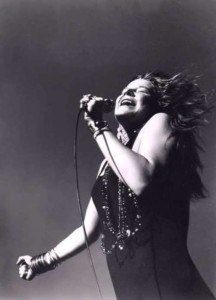 Janis - one of the most popular female singers
