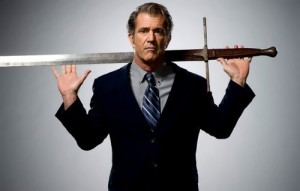 Mel Gibson – famous actor