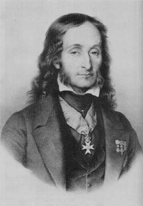 Paganini – first superstar